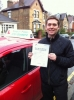 Mr. Colman, From London passed with Time To Pass Driving School