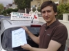 Mr Done-Kamovski, from , WATFORD passed with Time To Pass Driving School