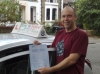 Mr George from, London, E9 passed with Time To Pass Driving School