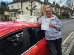 Mr Sava Siarhei from E12 passed with Time To Pass Driving School