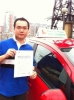 Mr Suli , From London passed with Time To Pass Driving School