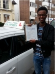 Mr Yusef passed with Time To Pass Driving School