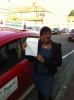 Mrs Efosa passed with Time To Pass Driving School