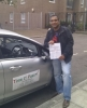 Mr A From London passed with Time To Pass Driving School