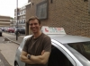 Mr. Bruce, from London,E8 passed with Time To Pass Driving School