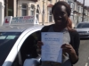 TOPE FROM HACKNEY LONDON E2 passed with Time To Pass Driving School