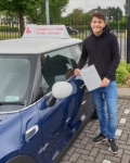 Russell Tong - 15/06/18 passed with Learn with Tom
