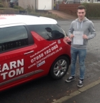 Aidan Caldwell  passed with Learn with Tom