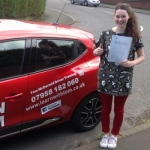 Ainsley Bowman passed with Learn with Tom