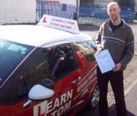 Alisdair Moug passed with Learn with Tom