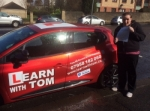 Allison Linton passed with Learn with Tom
