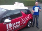 Bryan McIntyre passed with Learn with Tom