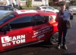Callum Mackechnie passed with Learn with Tom