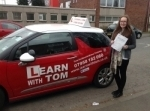 Cara Mills Mclaughlin passed with Learn with Tom