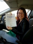 Clara O'Keefe passed with Learn with Tom