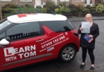 Denise Morgan passed with Learn with Tom