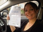 Donna McLeod passed with Learn with Tom