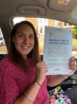 Katie Robertson - 14/06/18 passed with Learn with Tom