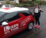 Faith Bateman passed with Learn with Tom
