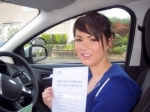 Gaynor Percy passed with Learn with Tom