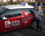 Gemma Dick passed with Learn with Tom