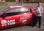 Graeme Mackay passed with Learn with Tom