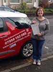 Hazel McKenna passed with Learn with Tom