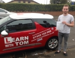 Ian Meighan passed with Learn with Tom