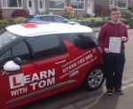 Jack McDonach passed with Learn with Tom