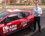 James Doran passed with Learn with Tom