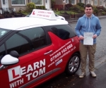Jason Park passed with Learn with Tom