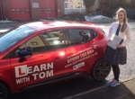 Jennifer Horn passed with Learn with Tom