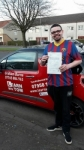 Joe Tuthill passed with Learn with Tom
