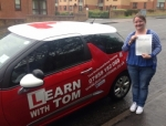 Karen Quinn passed with Learn with Tom