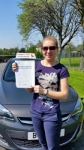 Katerina Misuta passed with Learn with Tom