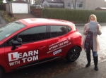 Katrina McMinigle passed with Learn with Tom