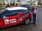 Keir Martin passed with Learn with Tom