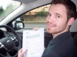 Kevan Travers passed with Learn with Tom