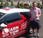Kevin McKenna passed with Learn with Tom