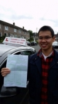 Kevin Wan passed with Learn with Tom