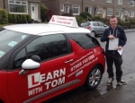 Kris Walker passed with Learn with Tom