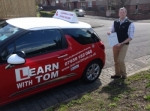 Liam Dodds passed with Learn with Tom