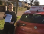 Lynsey Spence - 9th March 2017 passed with Learn with Tom