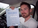 Michael Johnston passed with Learn with Tom