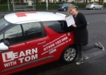 Naomi McGeoch passed with Learn with Tom