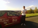 Nicholas Gourlay passed with Learn with Tom
