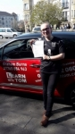 Nina Ballantyne passed with Learn with Tom