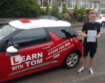 Paul Mitchell passed with Learn with Tom
