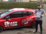 Paul Mullen passed with Learn with Tom