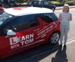 Rachel Dempsey passed with Learn with Tom